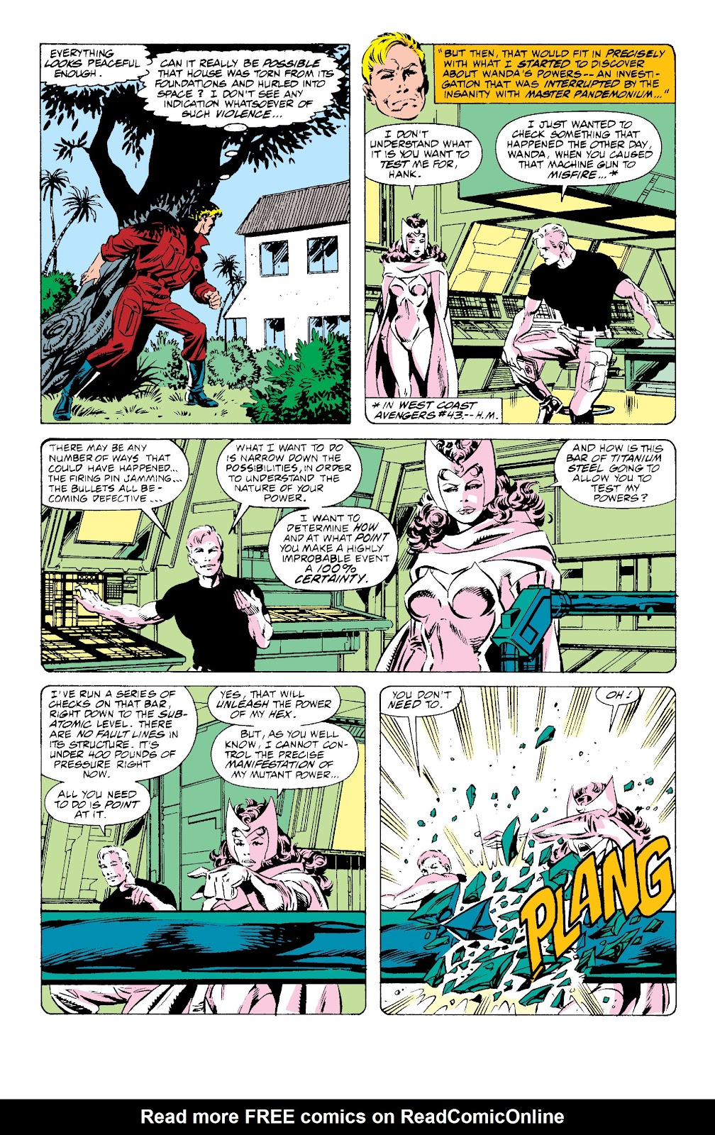 Avengers West Coast (1989) issue 56 - Page 12
