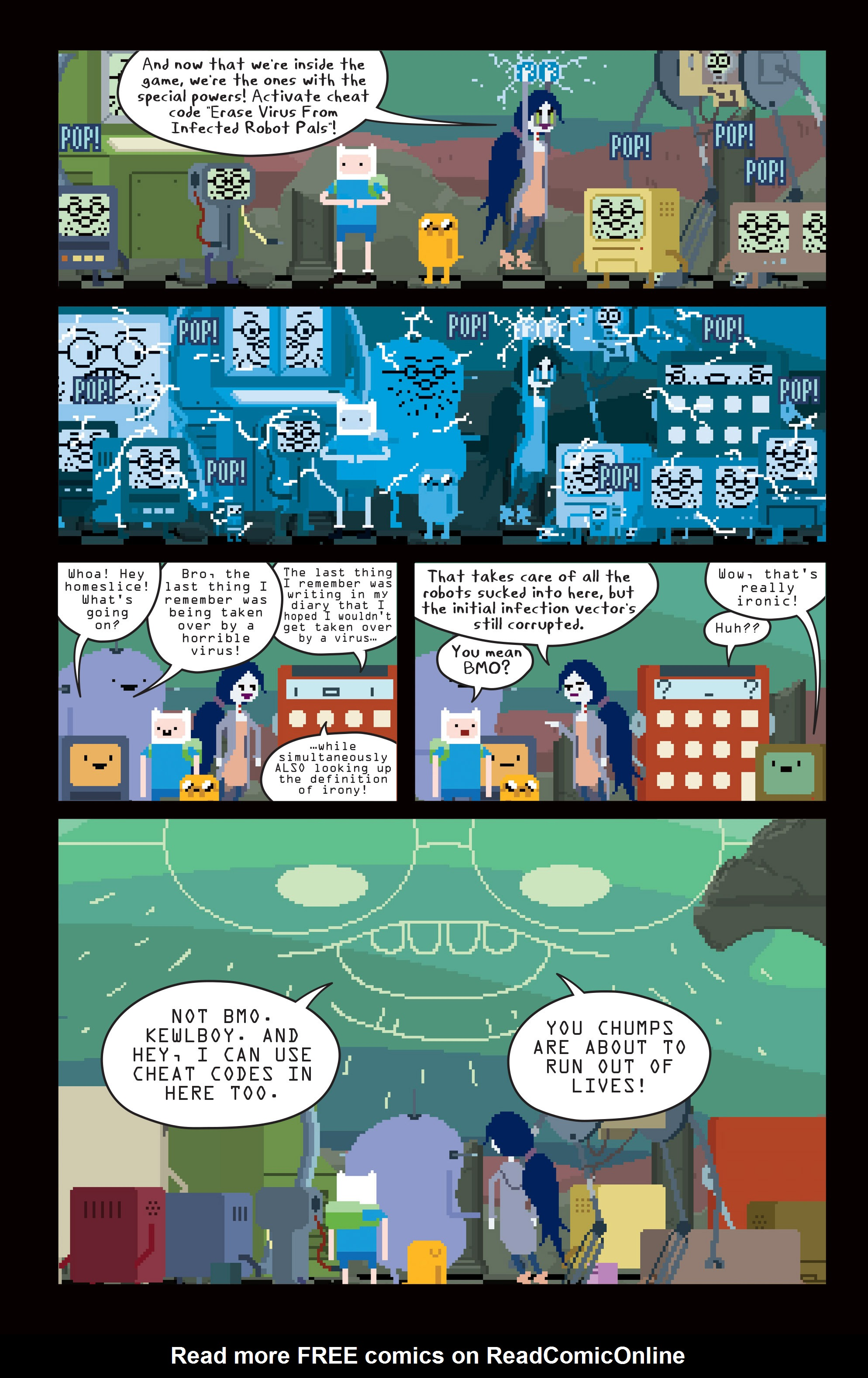 Read online Adventure Time comic -  Issue #Adventure Time _TPB 3 - 76