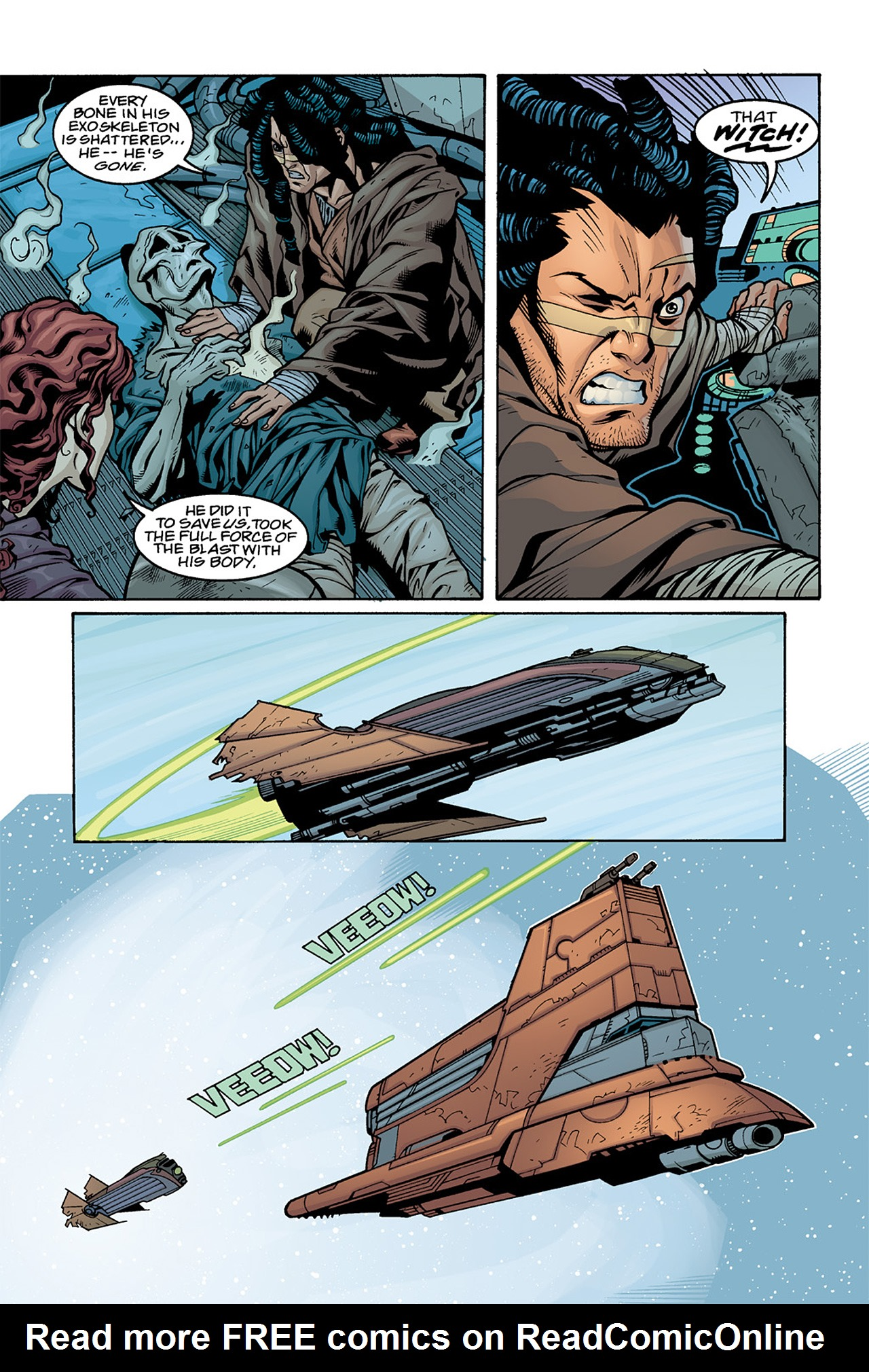 Read online Star Wars Omnibus comic -  Issue # Vol. 15 - 167