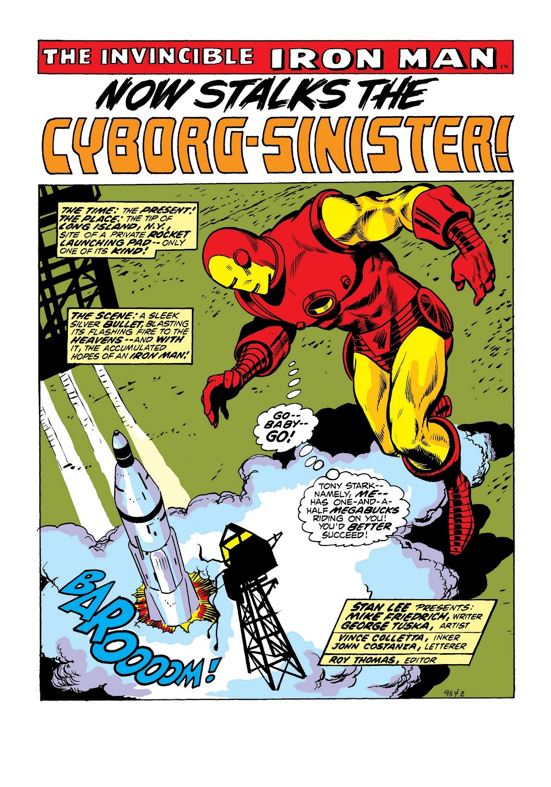 Read online Marvel Masterworks: The Invincible Iron Man comic -  Issue # TPB 8 (Part 3) - 53
