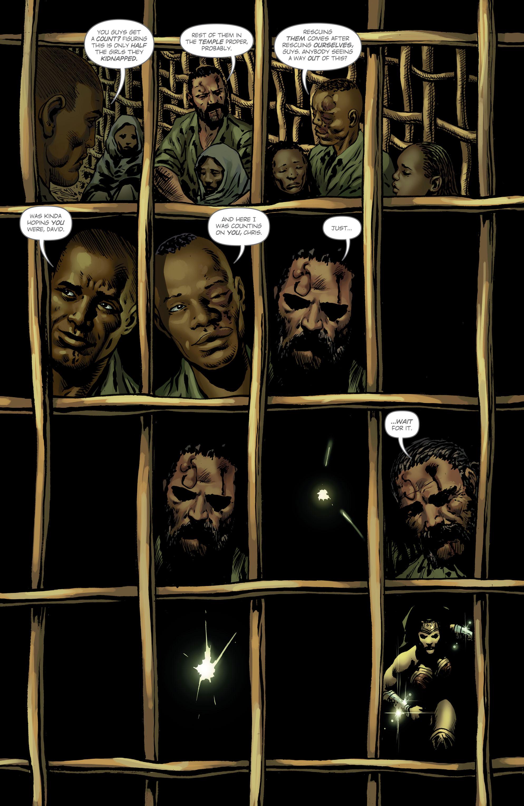 Read online Wonder Woman (2016) comic -  Issue #5 - 19