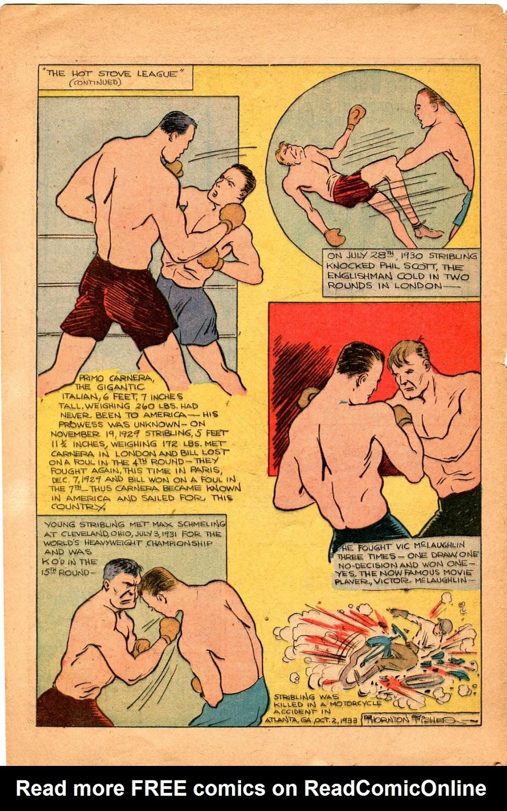 Read online Super-Magician Comics comic -  Issue #34 - 42