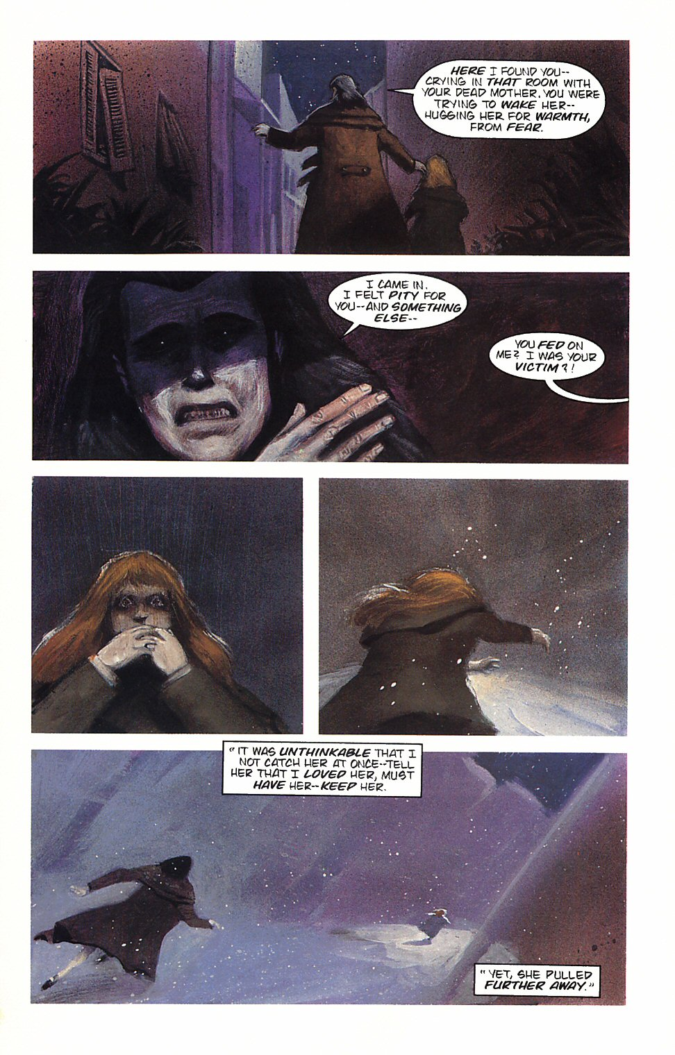 Read online Anne Rice's Interview with the Vampire comic -  Issue #4 - 26