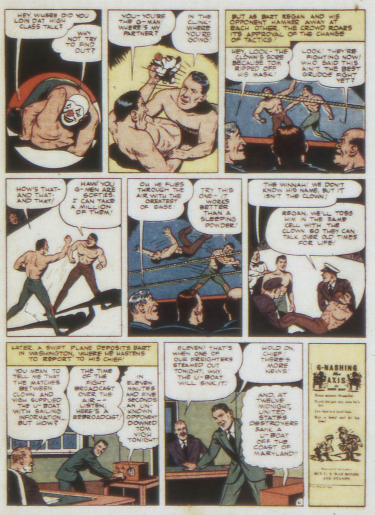 Read online Detective Comics (1937) comic -  Issue #74 - 47