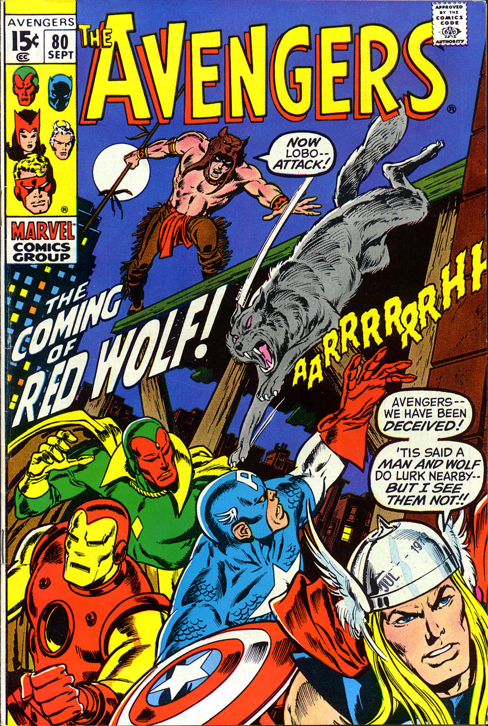 The Avengers (1963) 80 Page 1