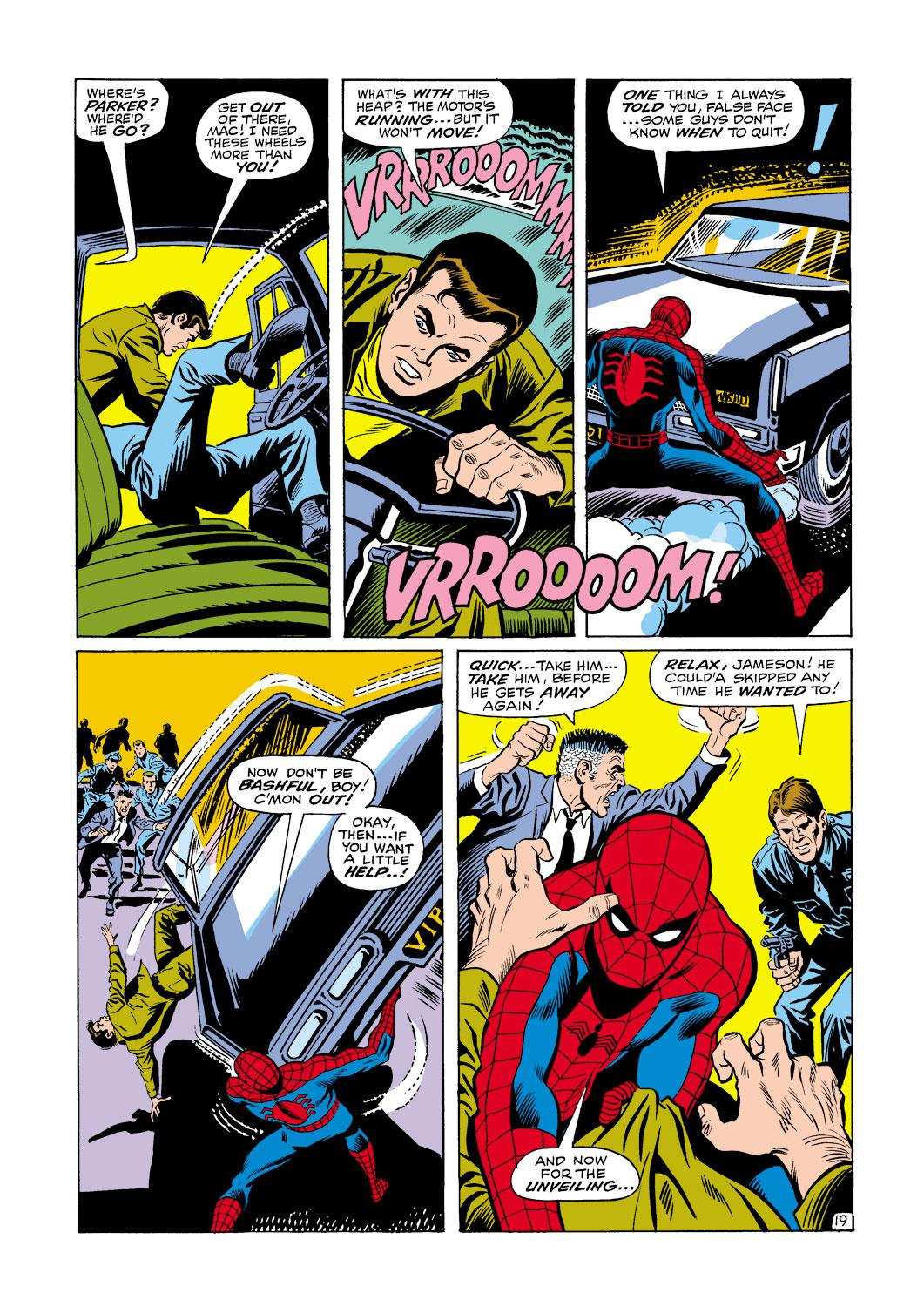The Amazing Spider-Man (1963) 80 Page 19