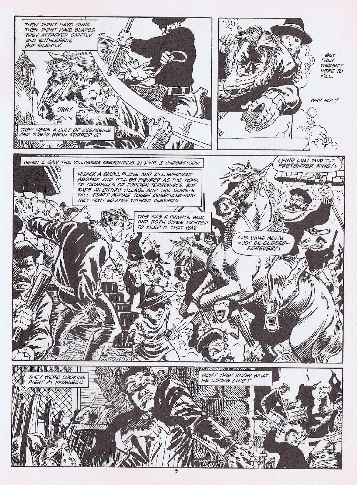 Read online Merchants of Death comic -  Issue #3 - 40