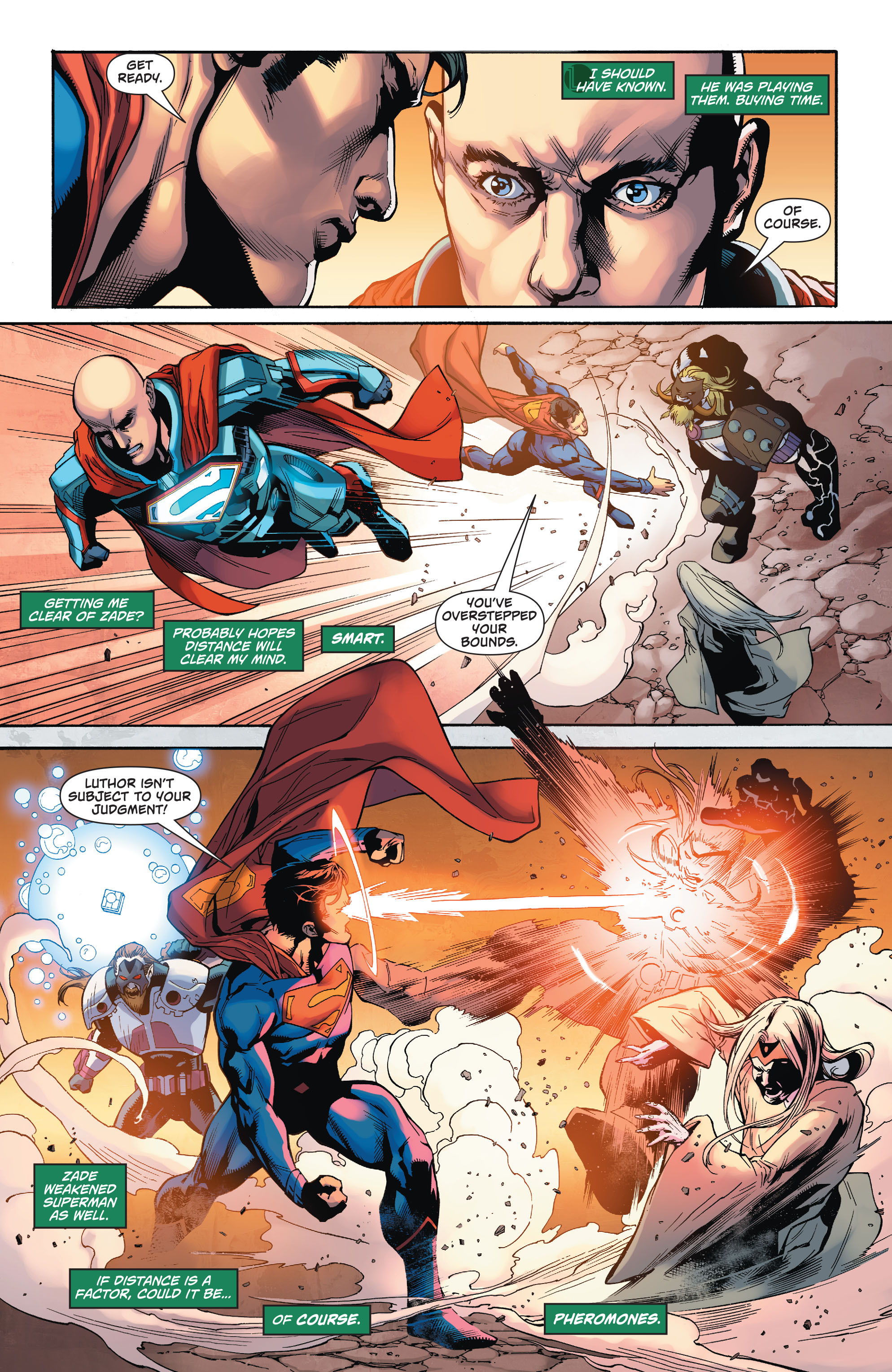 Read online Action Comics (2016) comic -  Issue #971 - 10