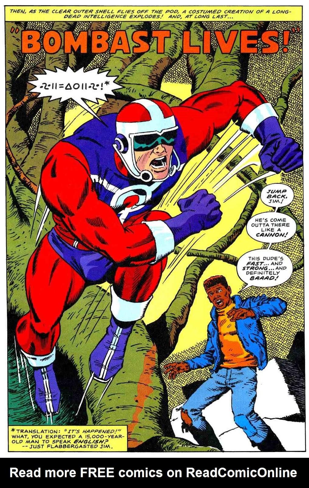 Read online Bombast comic -  Issue # Full - 6