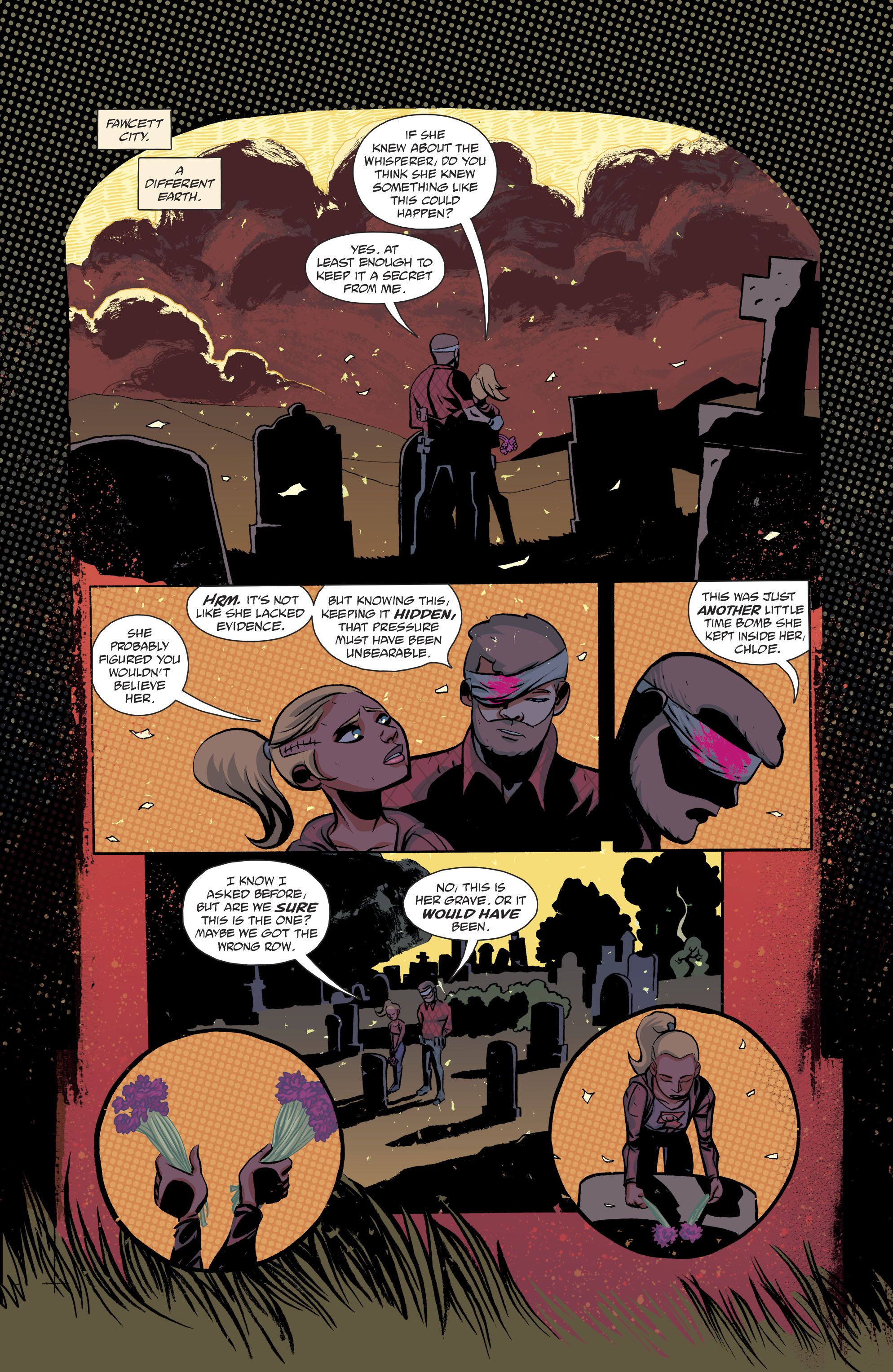 Read online Cave Carson Has a Cybernetic Eye comic -  Issue #8 - 4