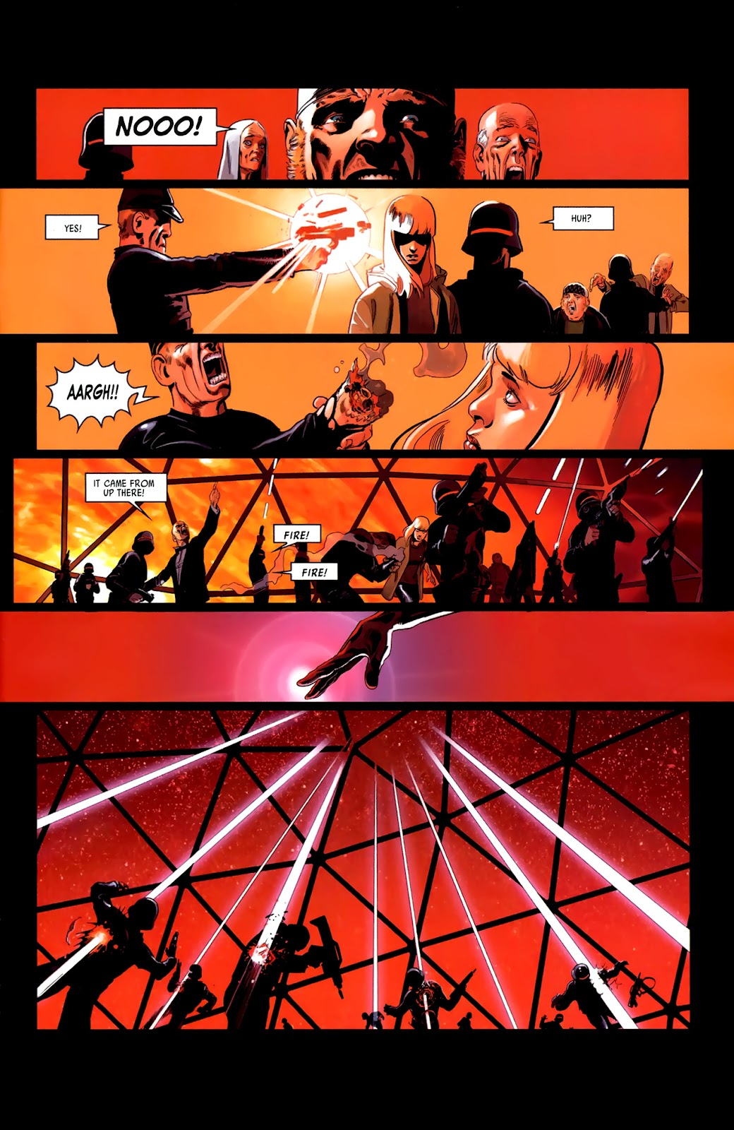 Read online Universal War One: Revelations comic -  Issue #3 - 43