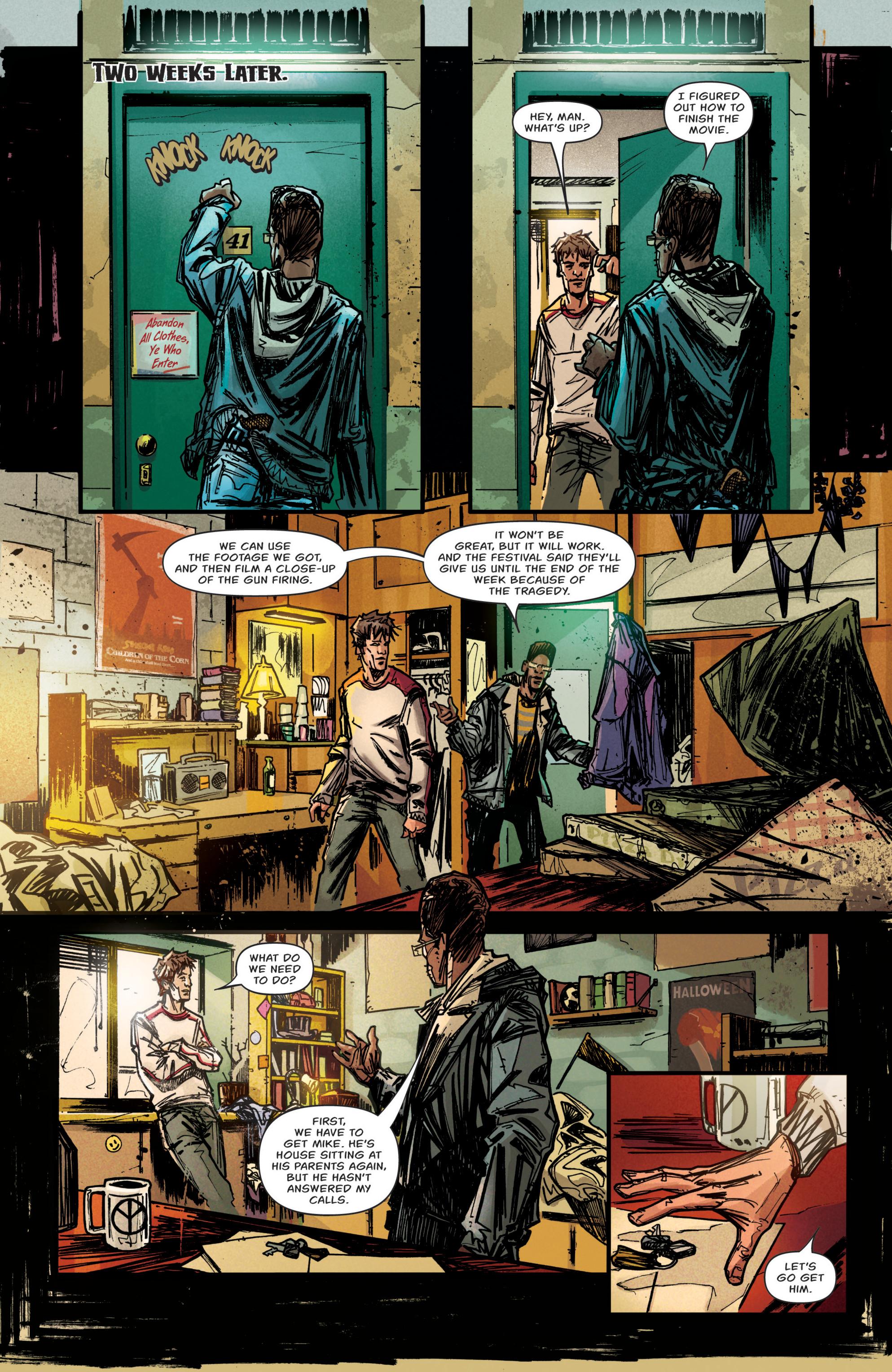 Read online Grimm Tales of Terror: Vol. 3 comic -  Issue #5 - 15
