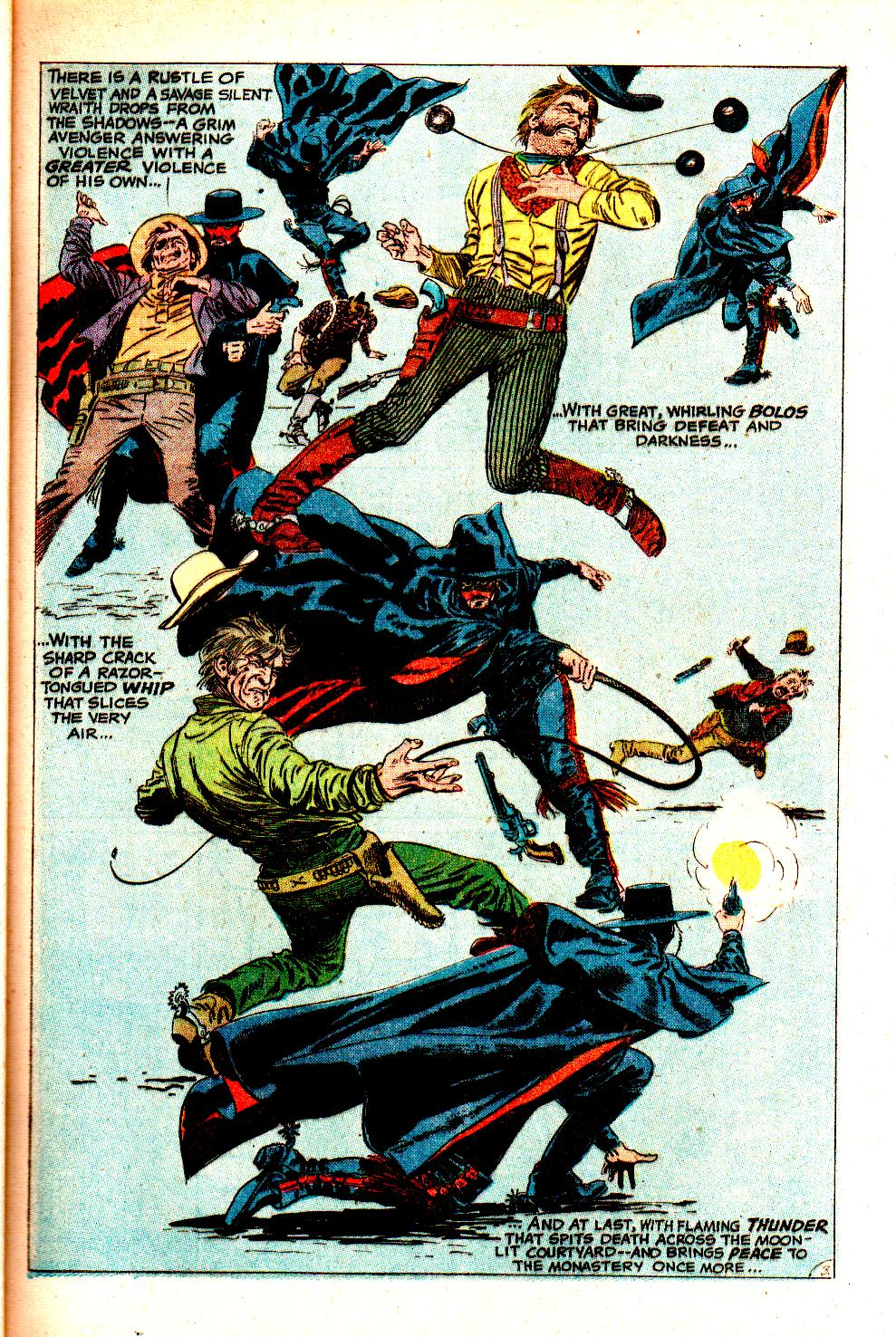 Read online All-Star Western (1970) comic -  Issue #11 - 23