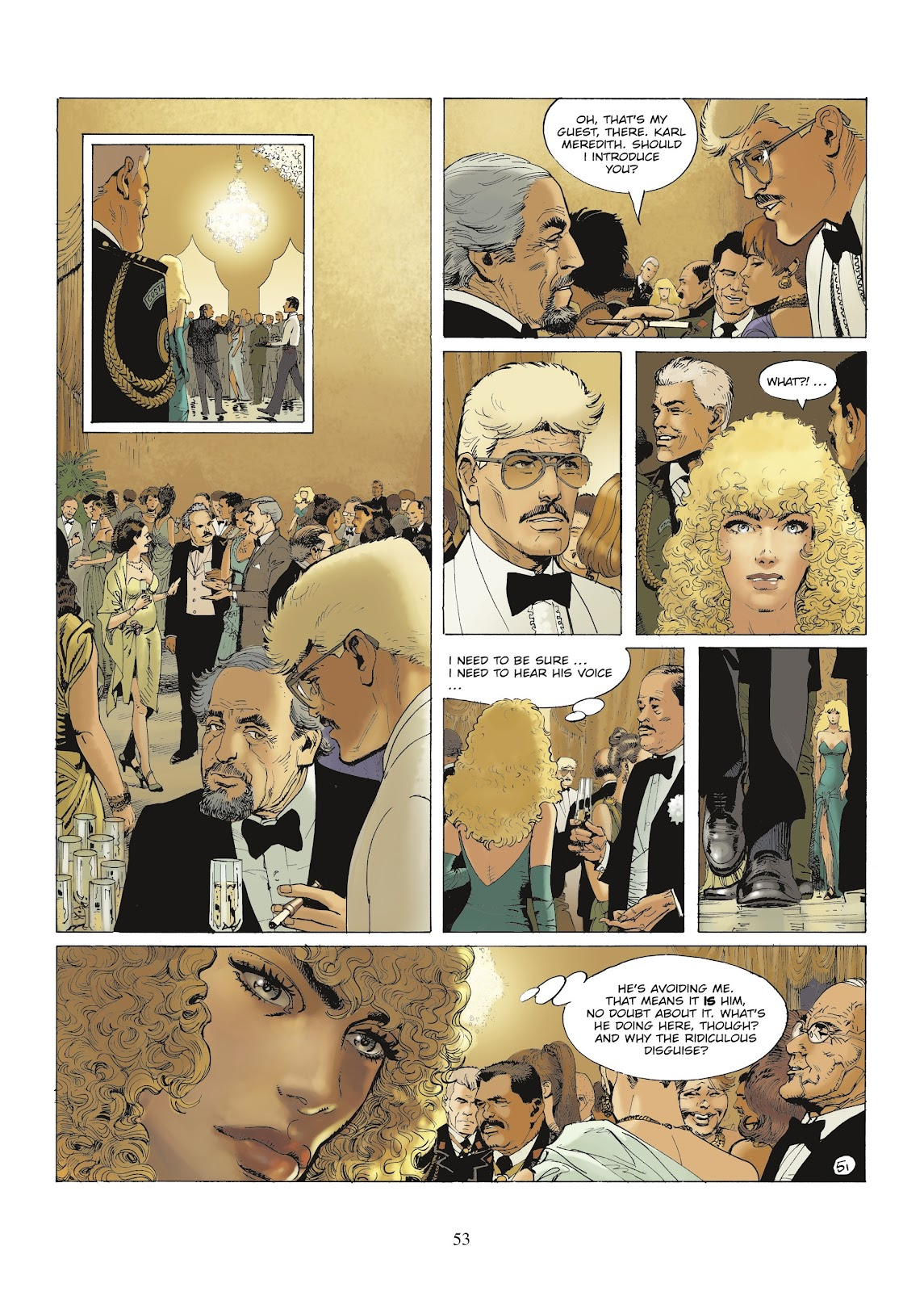 XIII Mystery issue 9 - Page 55