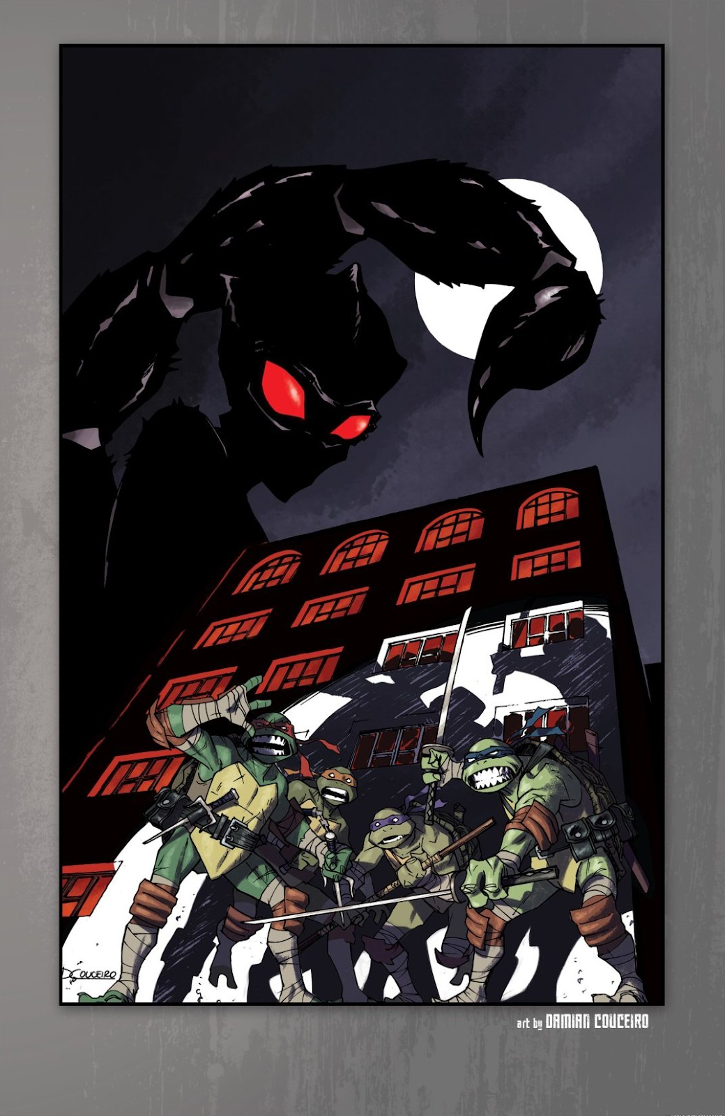 Read online Teenage Mutant Ninja Turtles: The IDW Collection comic -  Issue # TPB 8 (Part 2) - 36