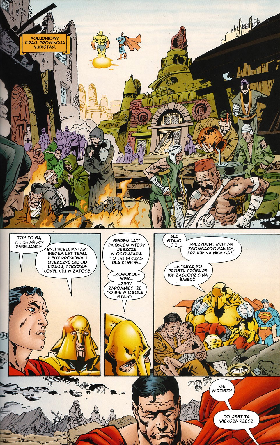 Read online JLA Superpower comic -  Issue # Full - 39