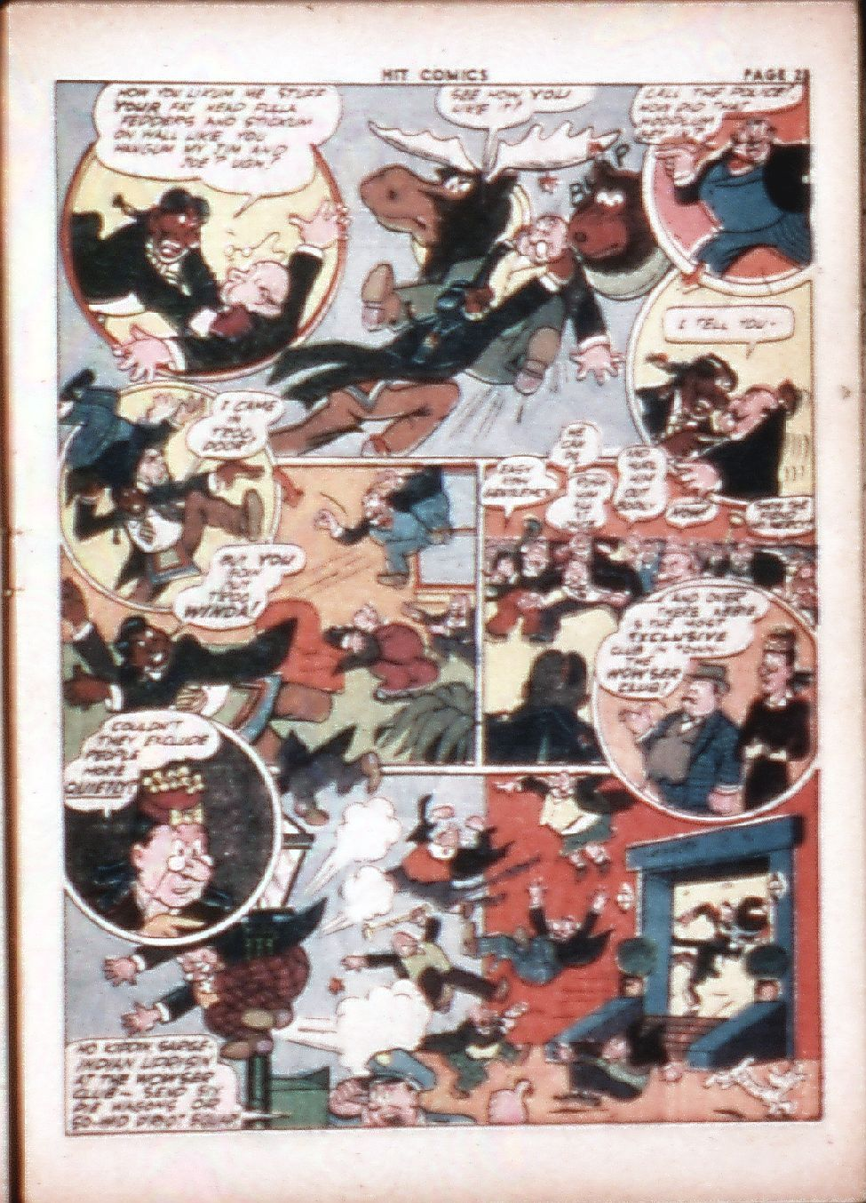 Read online Hit Comics comic -  Issue #29 - 27