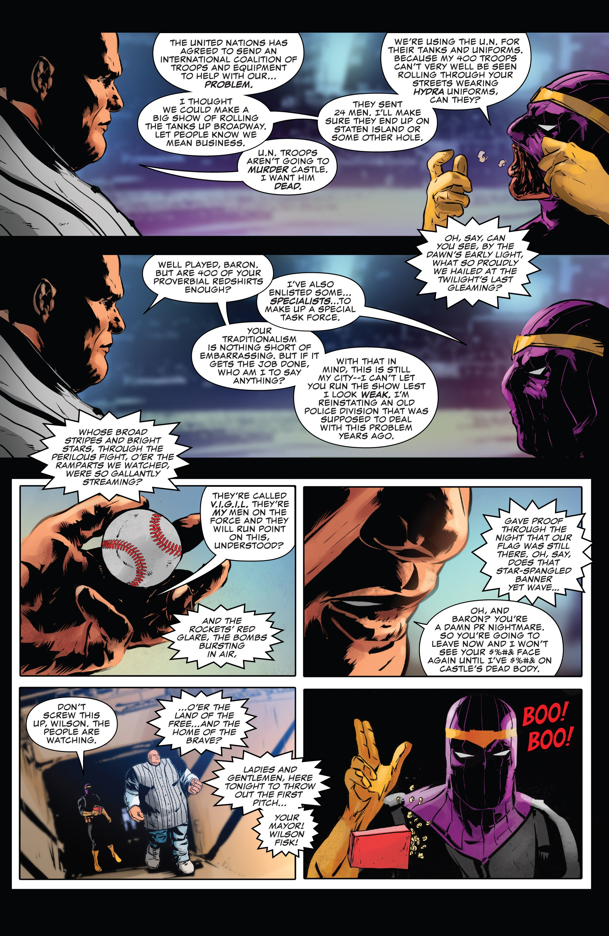 Read online The Punisher (2018) comic -  Issue #13 - 17