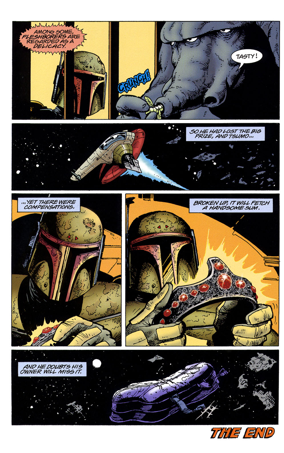 Read online Star Wars Omnibus comic -  Issue # Vol. 12 - 296