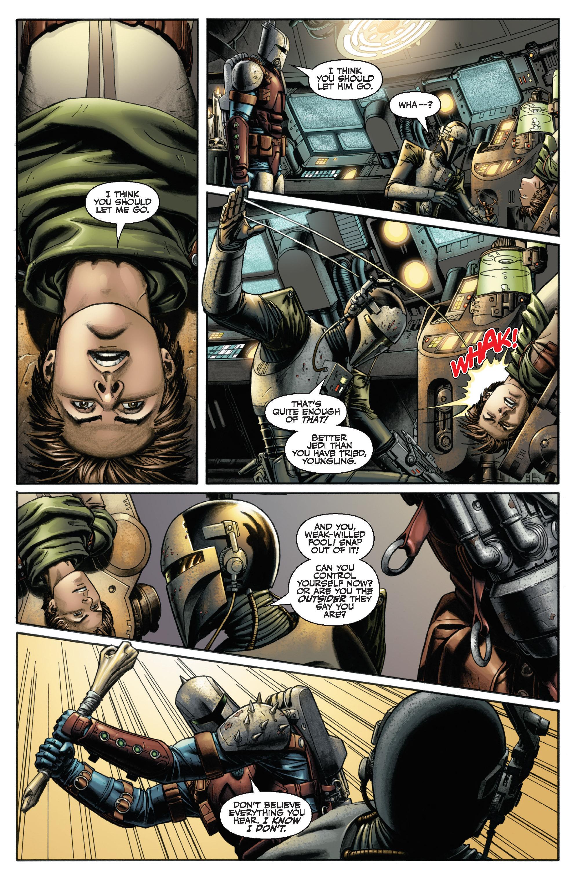 Read online Star Wars Omnibus comic -  Issue # Vol. 29 - 193