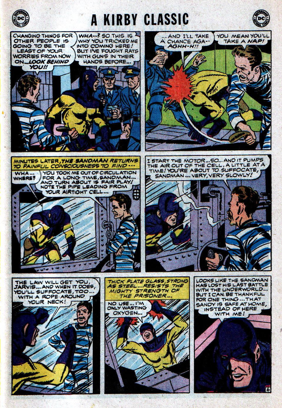 Forever People (1971) issue 4 - Page 40