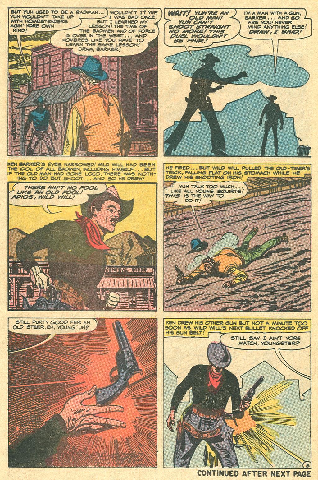 Read online Two-Gun Kid comic -  Issue #96 - 30
