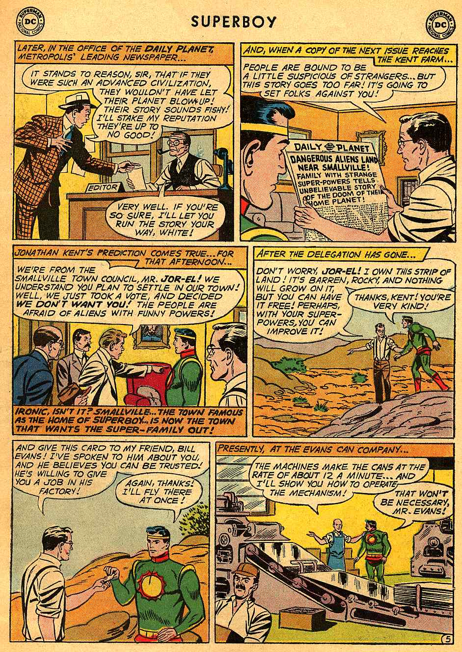 Superboy (1949) issue 95 - Page 6