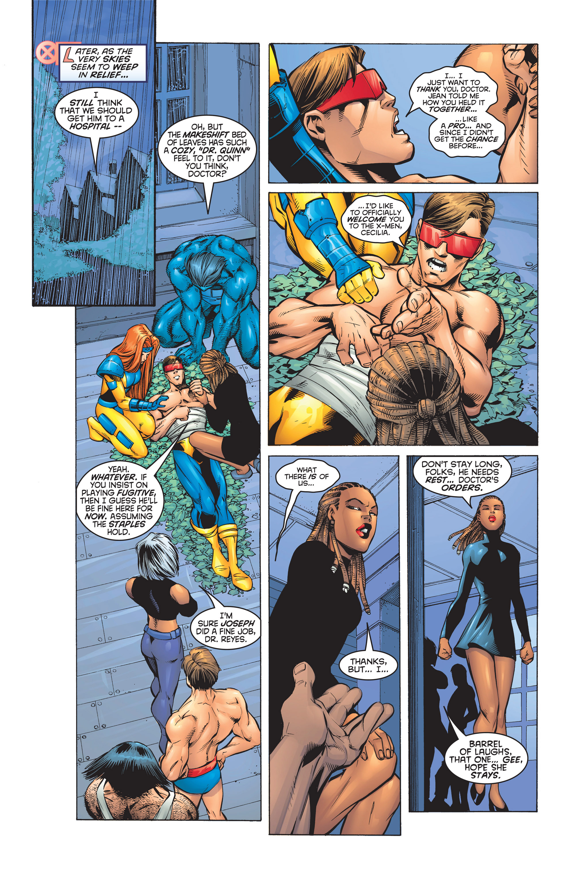 X-Men (1991) 70 Page 36