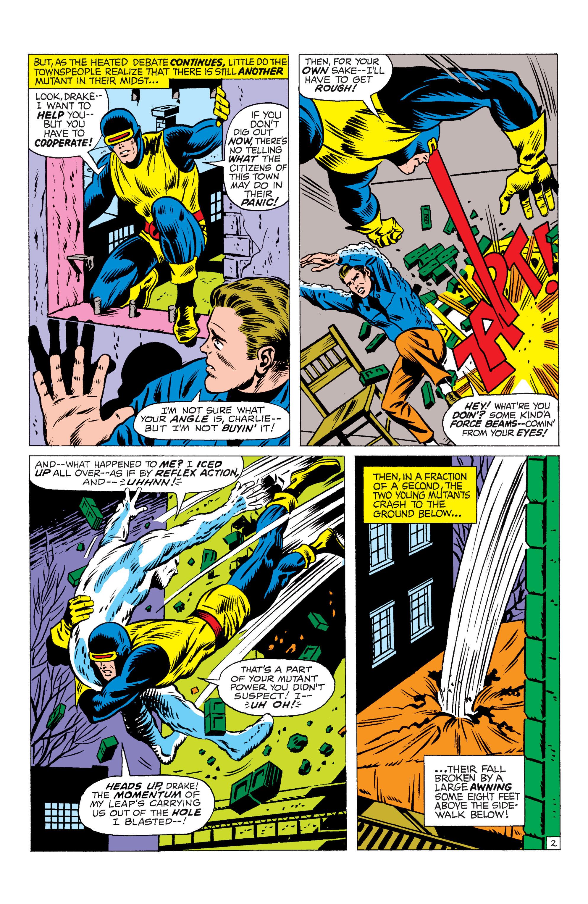Uncanny X-Men (1963) 45 Page 17