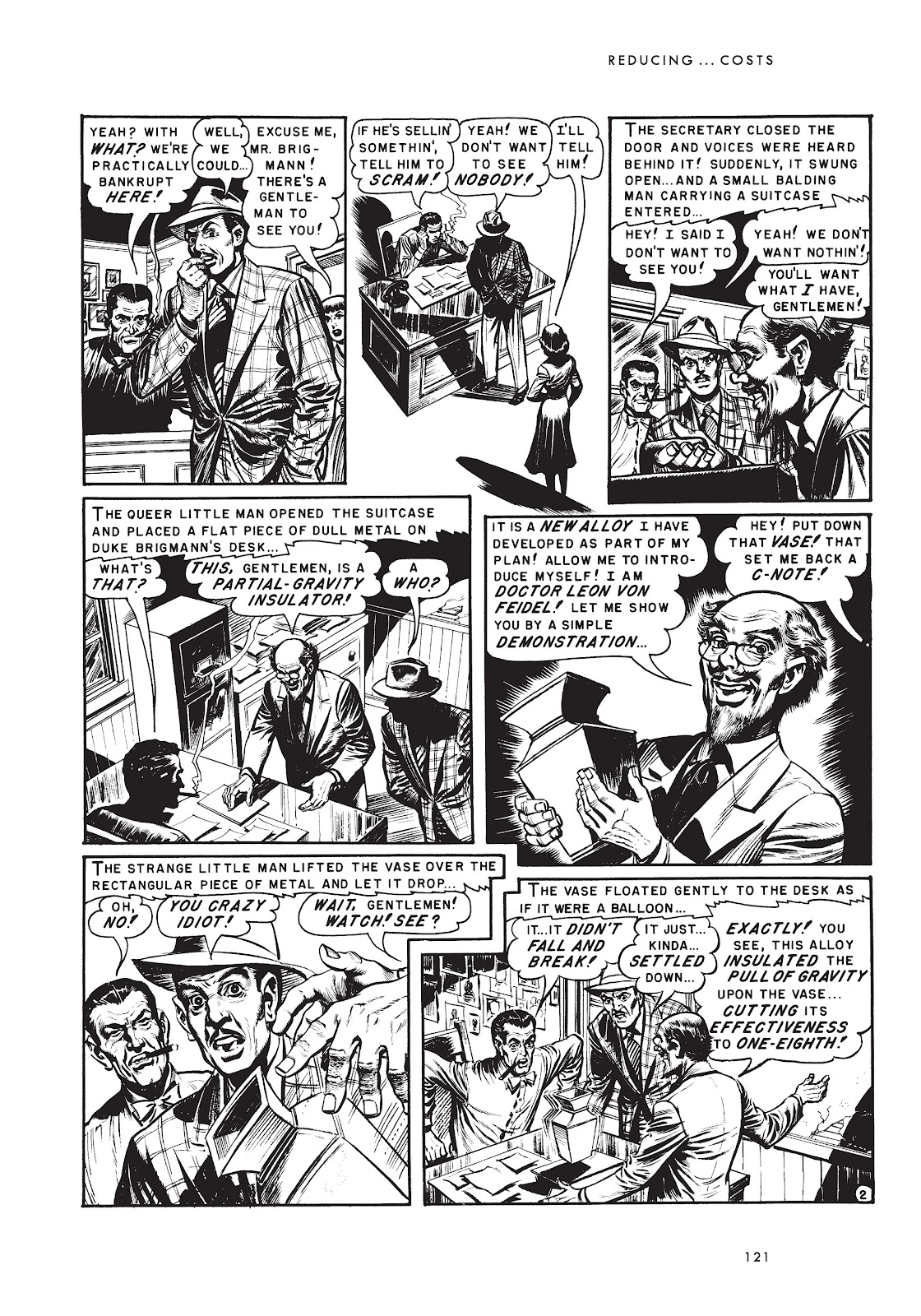 Read online The Martian Monster and Other Stories comic -  Issue # TPB (Part 2) - 36