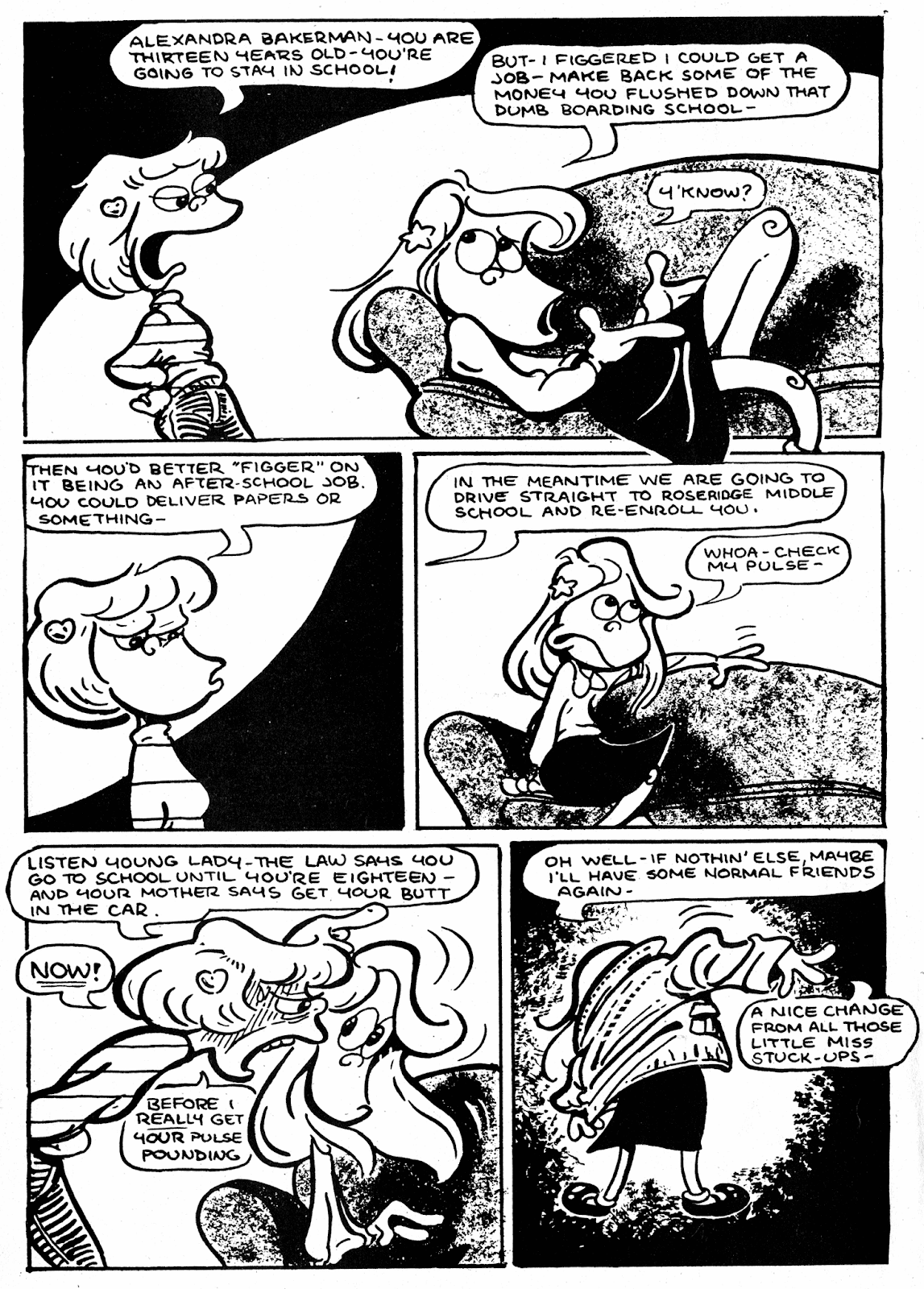 Read online Patty Cake comic -  Issue #6 - 8