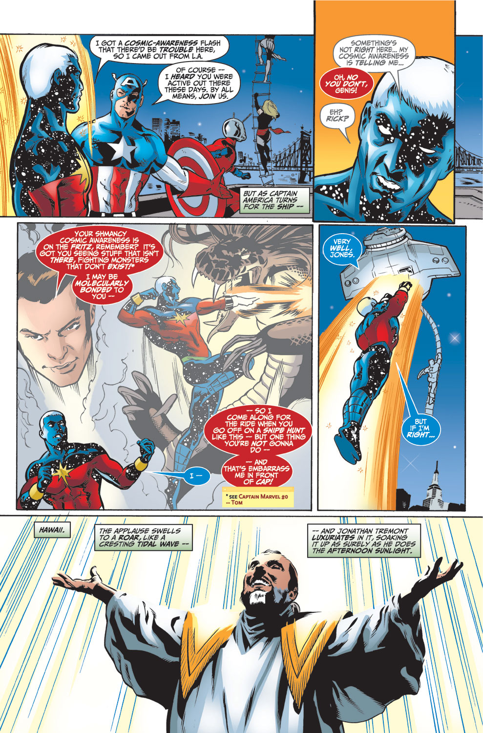 Read online Avengers (1998) comic -  Issue #26 - 9