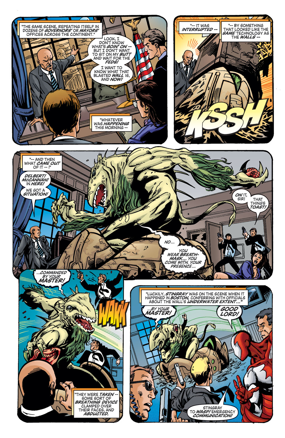 Read online Avengers (1998) comic -  Issue #46 - 7