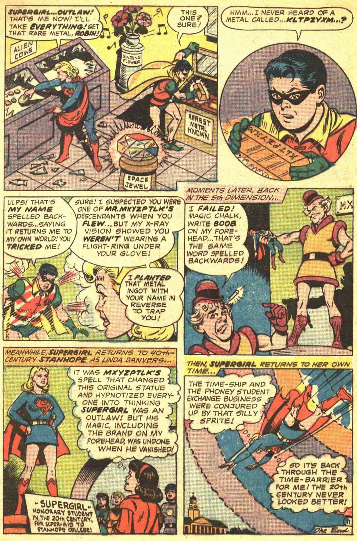 Read online Action Comics (1938) comic -  Issue #362 - 32