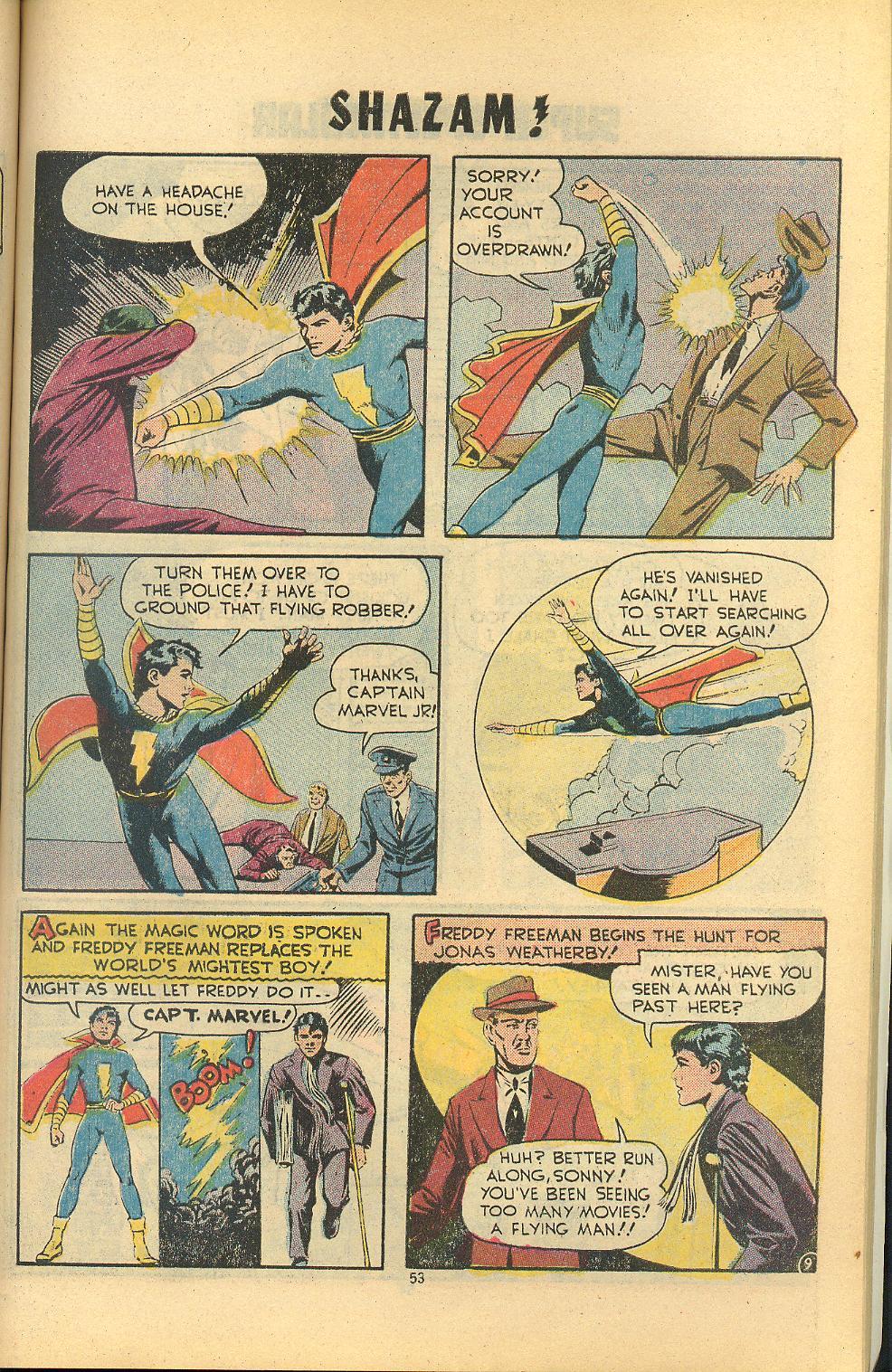 Read online Shazam! (1973) comic -  Issue #8 - 53