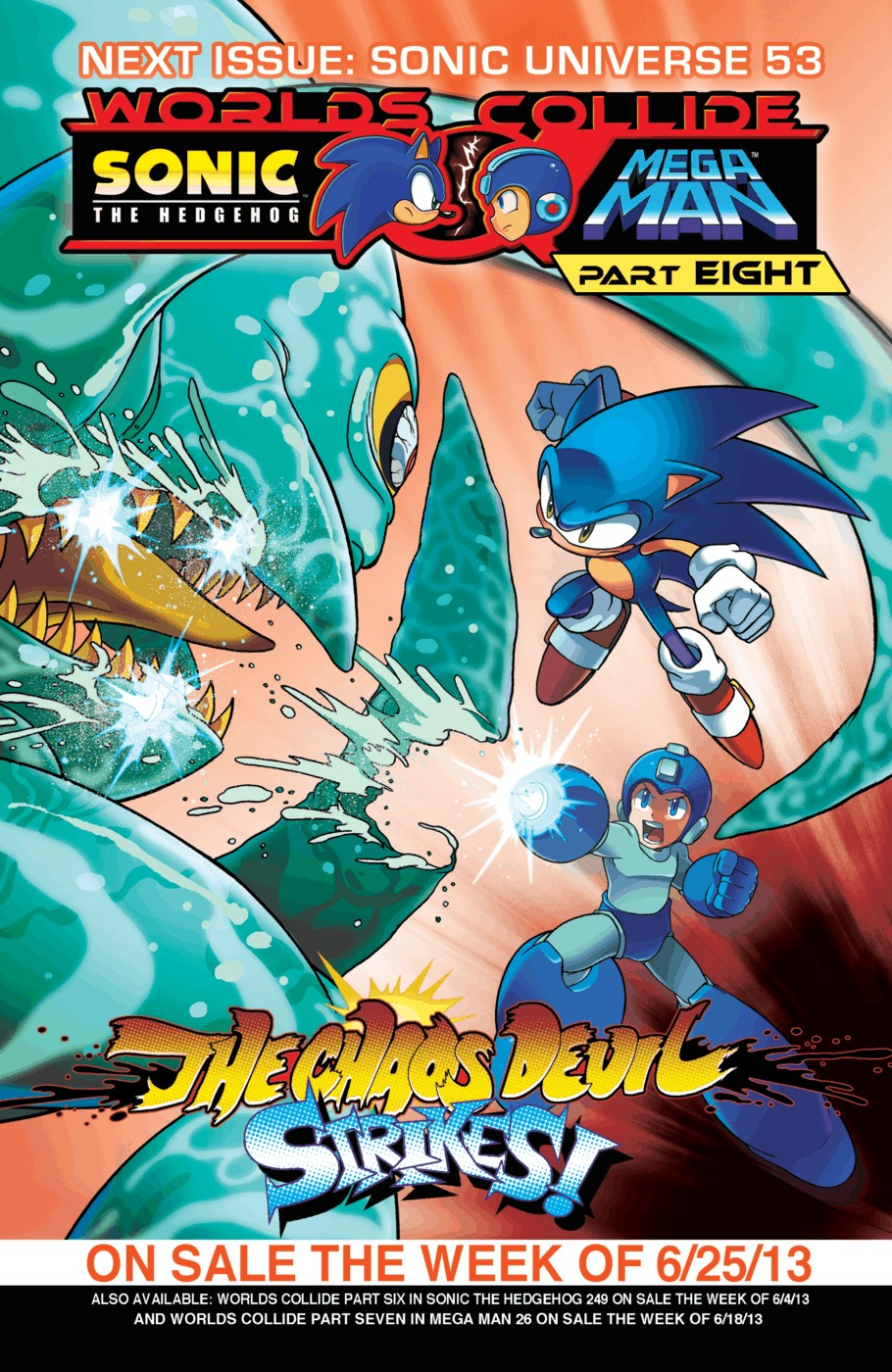 Read online Sonic Universe comic -  Issue #52 - 25