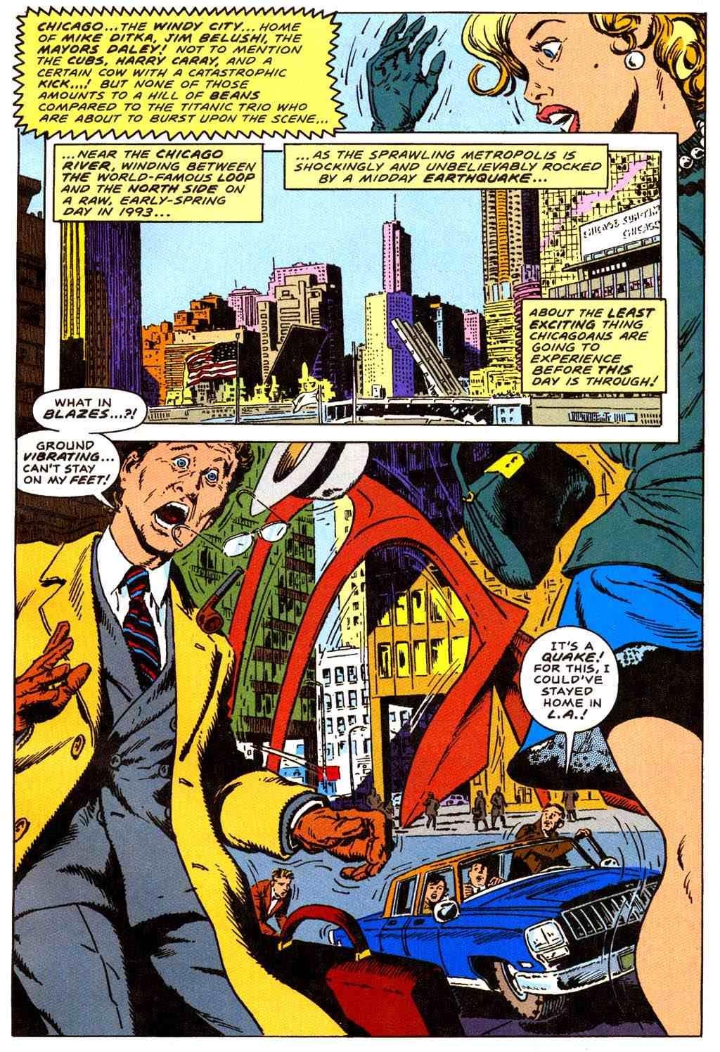 Read online Bombast comic -  Issue # Full - 3