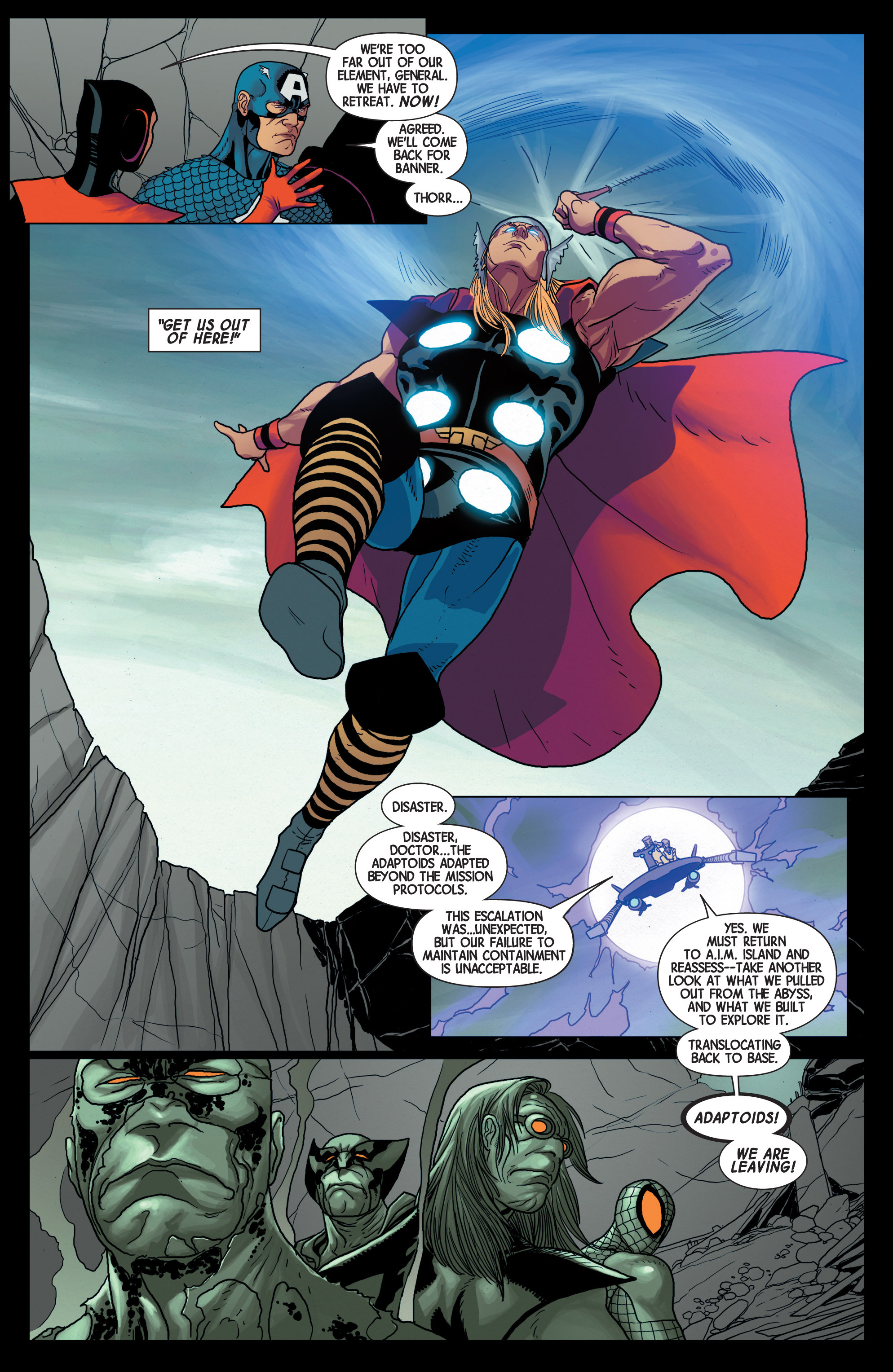 Read online Avengers (2013) comic -  Issue #26 - 16