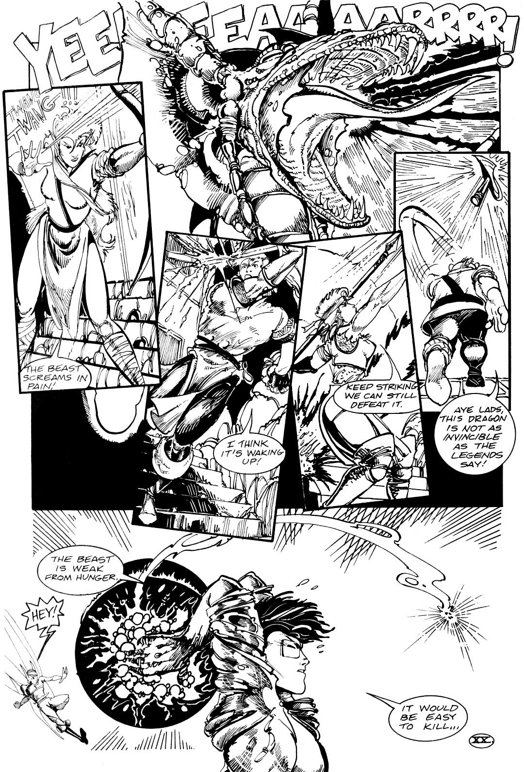 The Realm (1986) issue 18 - Page 22
