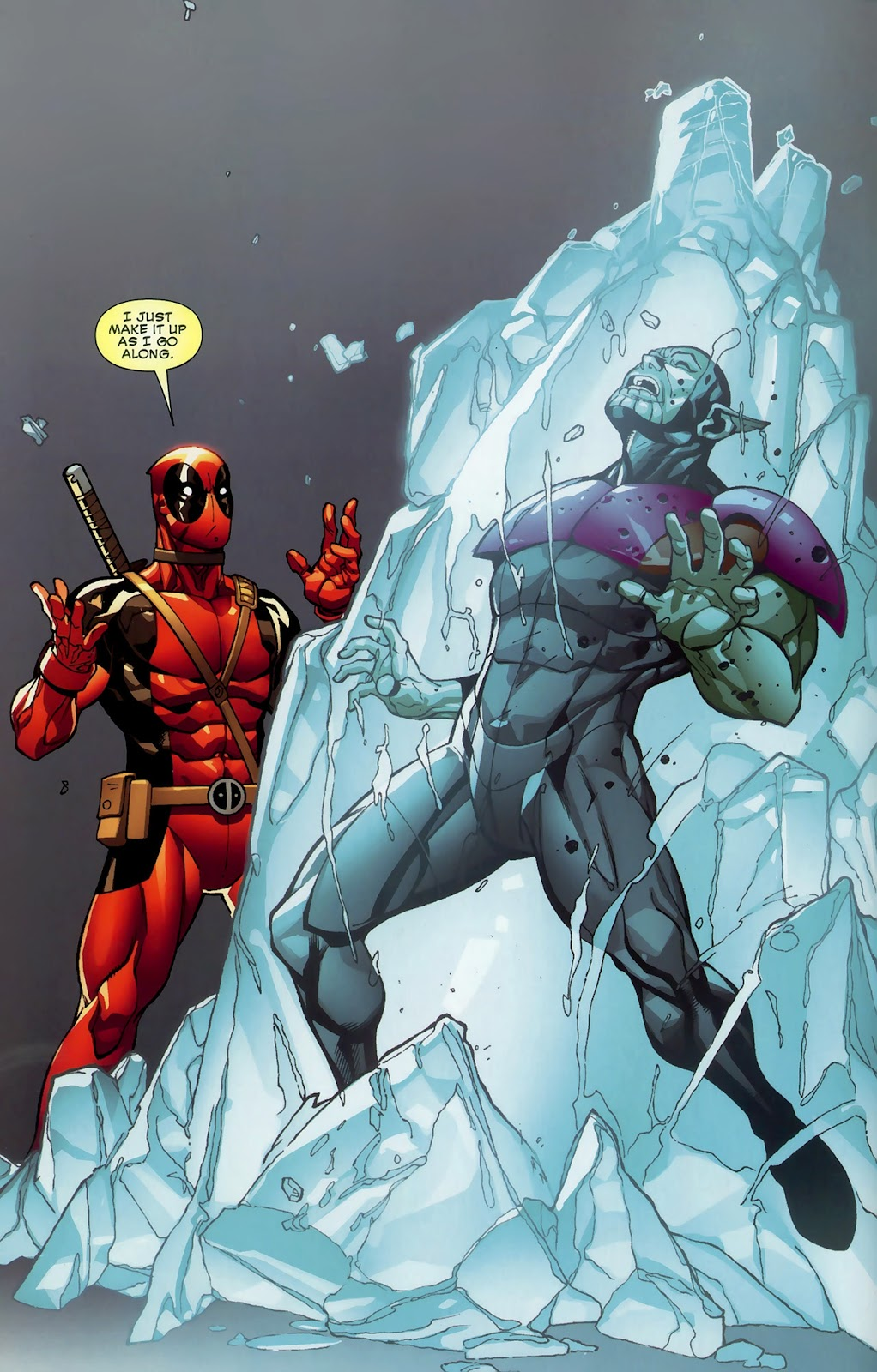 Read online Deadpool (2008) comic -  Issue #3 - 14
