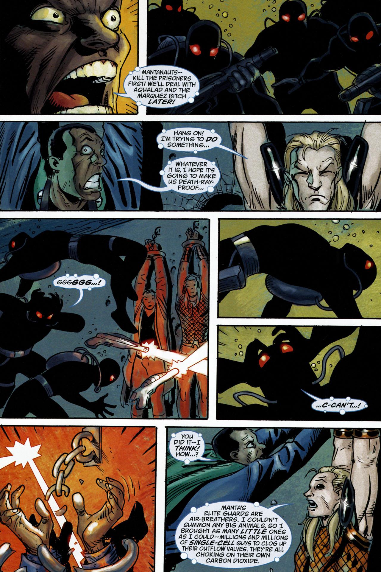 Read online Aquaman: Sword of Atlantis comic -  Issue #53 - 18