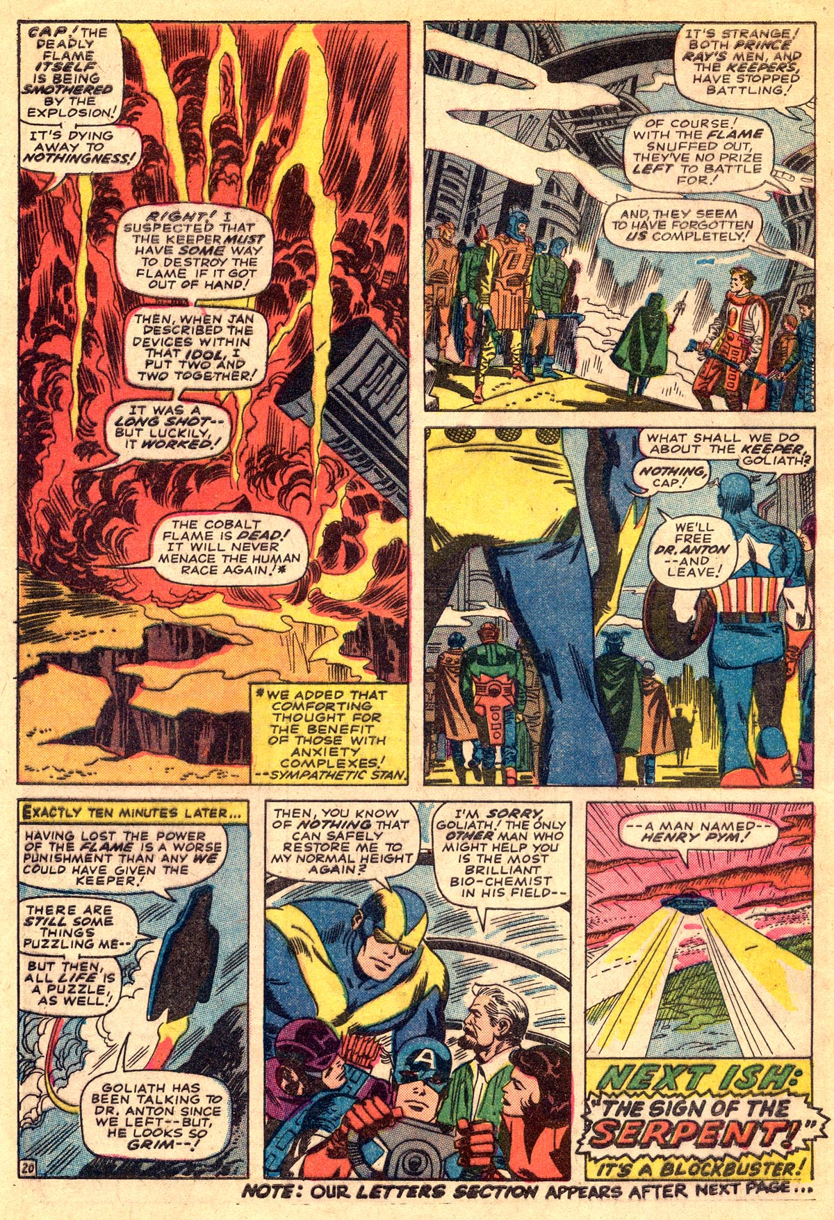 The Avengers (1963) 31 Page 27