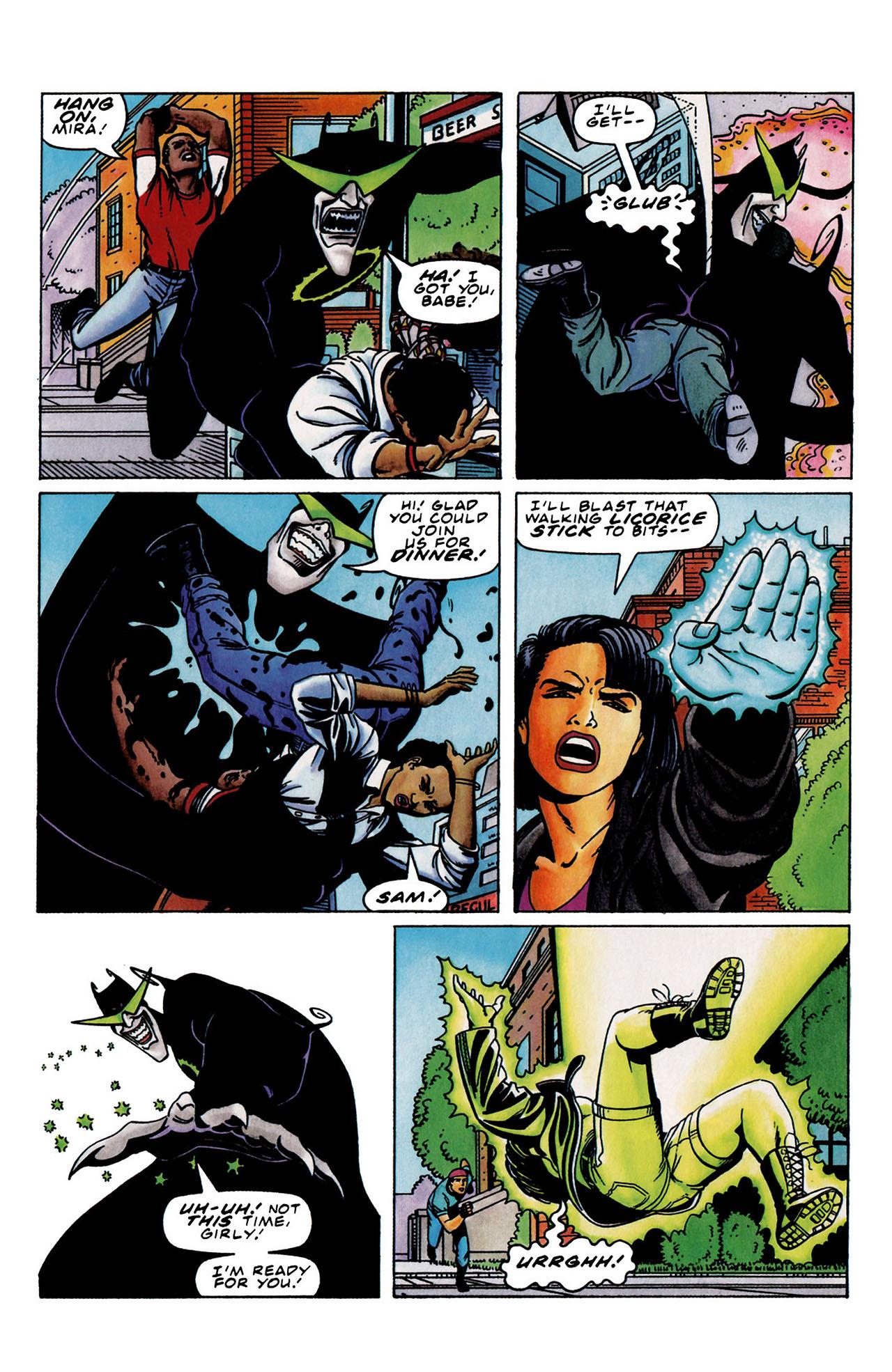 Read online Harbinger (1992) comic -  Issue #33 - 15