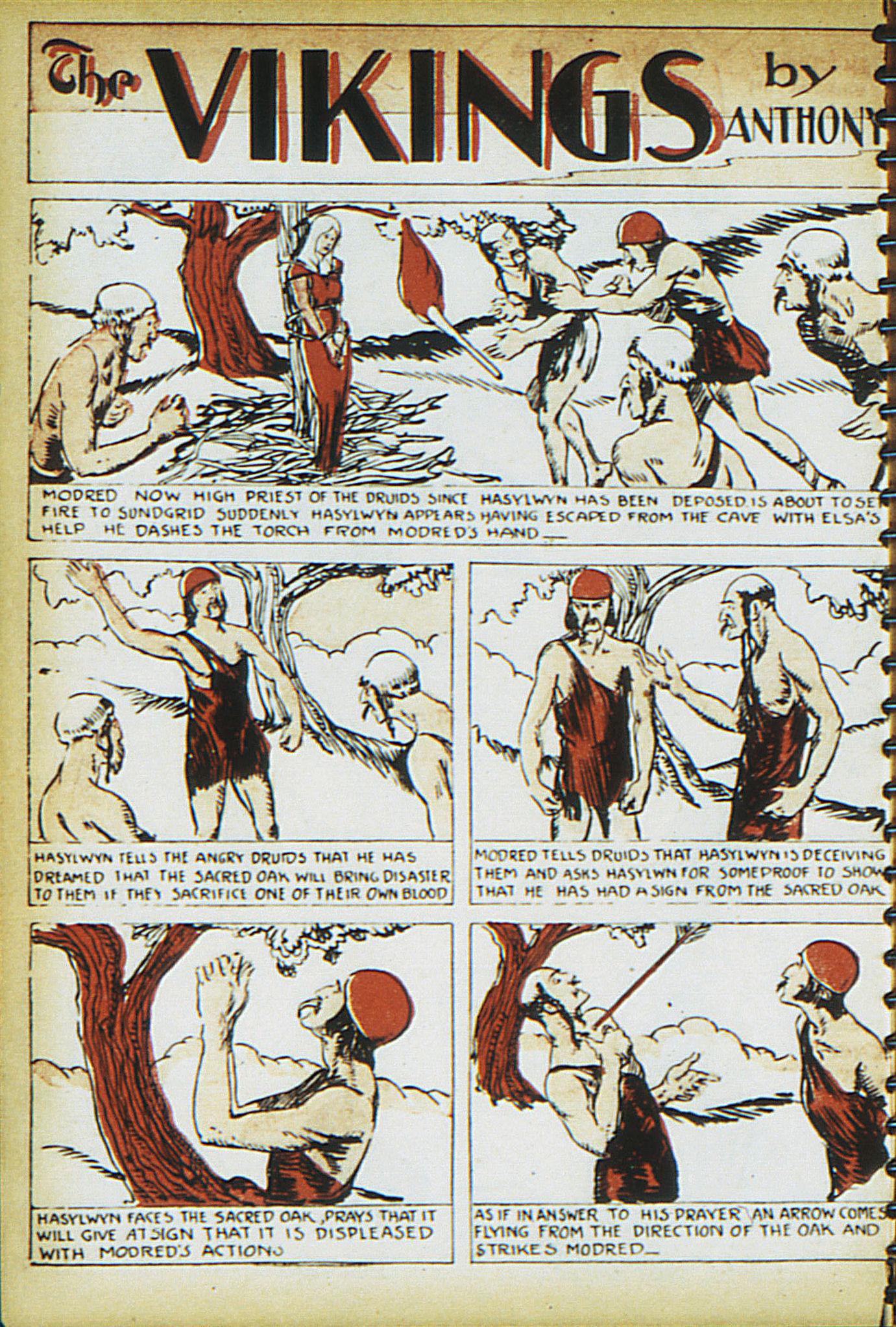 Read online Adventure Comics (1938) comic -  Issue #15 - 44