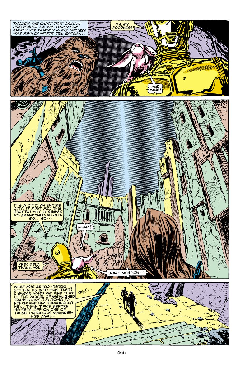 Read online Star Wars Omnibus comic -  Issue # Vol. 16 - 457