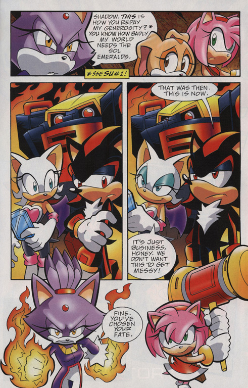 Read online Sonic Universe comic -  Issue #22 - 4