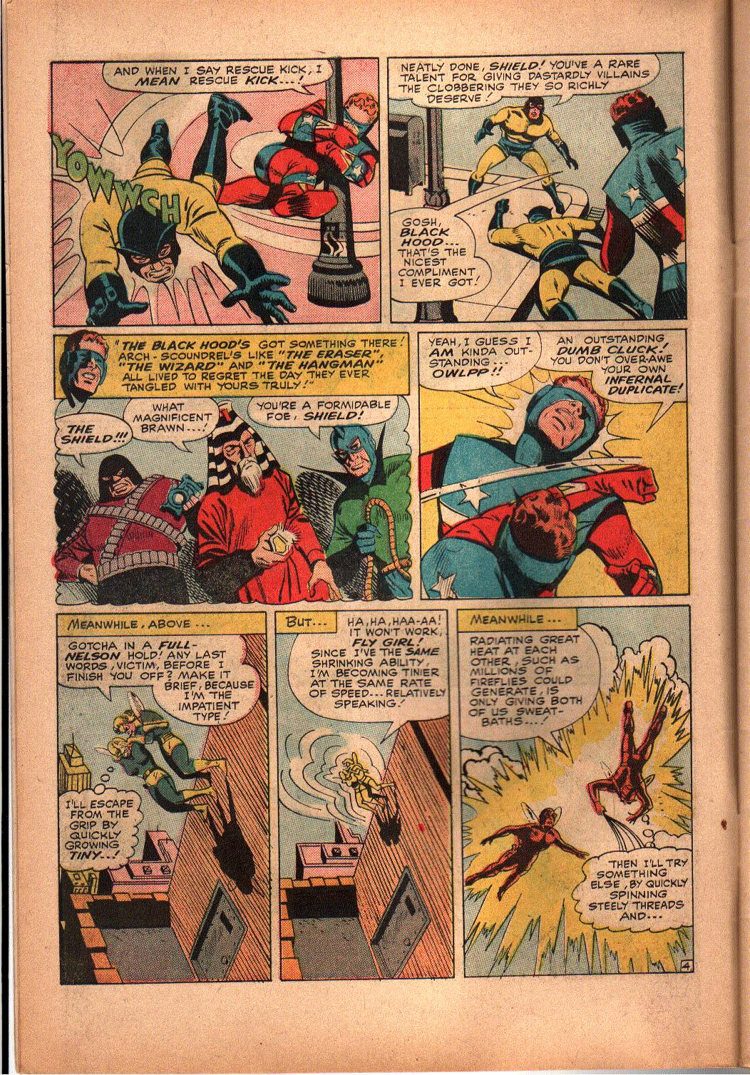 The Mighty Crusaders (1965) Issue #3 #3 - English 5