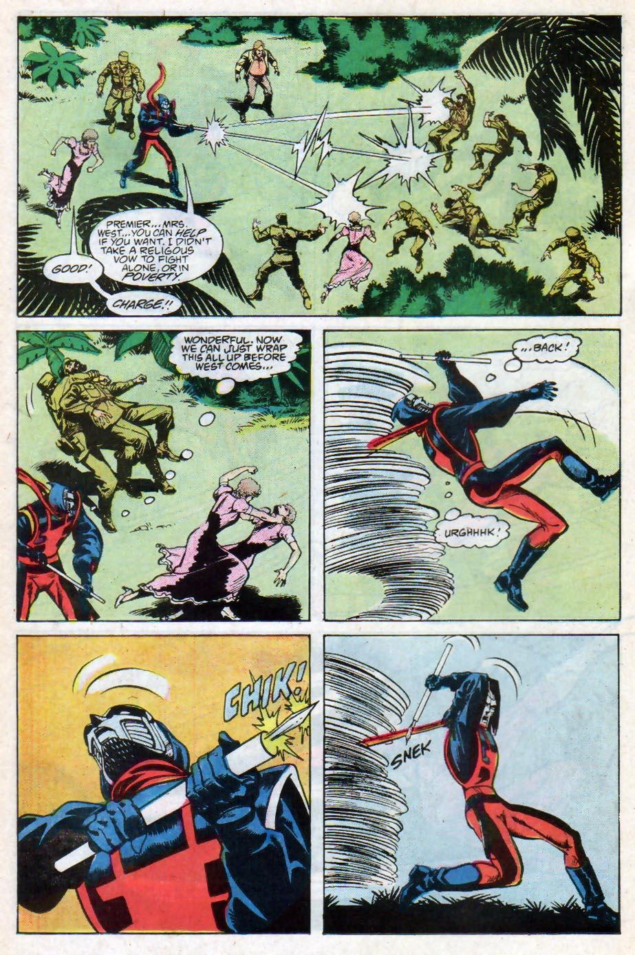 Manhunter (1988) issue 9 - Page 17