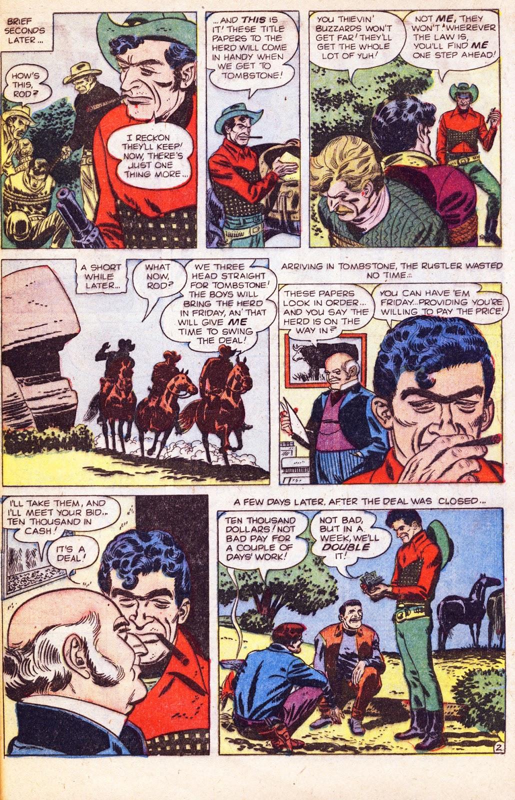 Gunsmoke Western issue 38 - Page 30