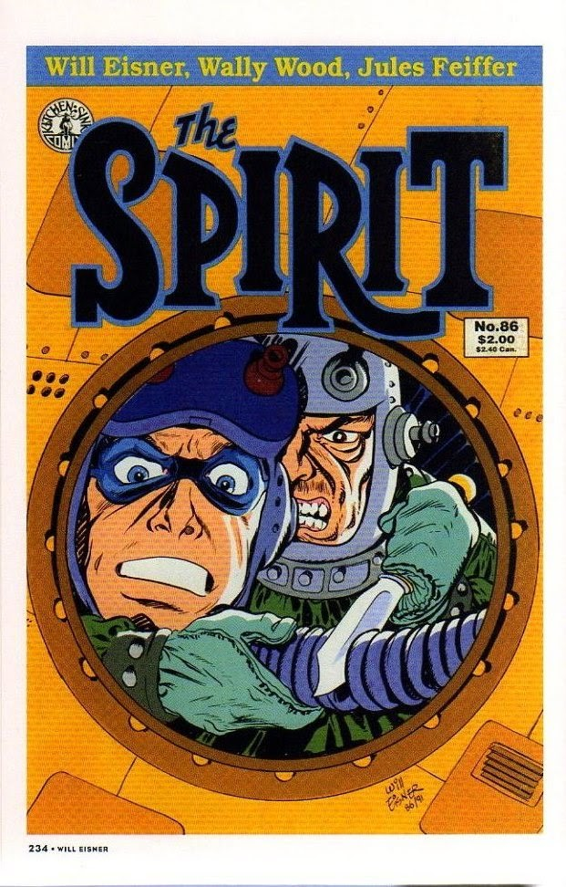 Read online Will Eisner's The Spirit Archives comic -  Issue # TPB 26 (Part 3) - 41